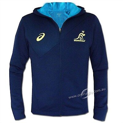 Wallabies 2015 Outdoor Training Jacket Sizes S - 4XL **SALE PRICE**