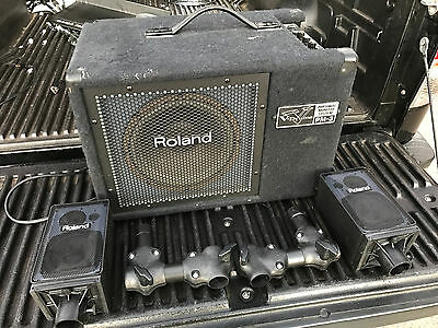 Roland PM-3 V-Drums 3 way satellite Electronic Drum System