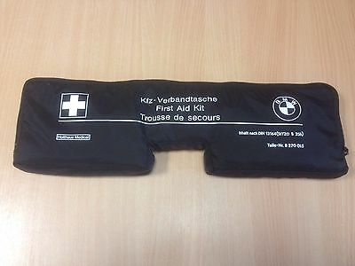 BMW E60 E65 E66 F11 5 7 Series First Aid Emergency Kit Genuine Safety Pack Road