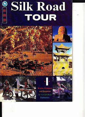 Silk Road Tour China Guidebook Photographs Music Bazaars Caves