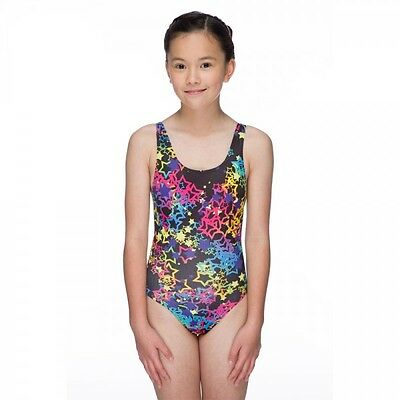 NEW Maru Girls Wizzy Pacer Swimming Costume