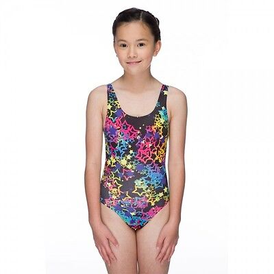 NEW Maru Girls Wizzy Pacer Swimsuit Swimming Costume