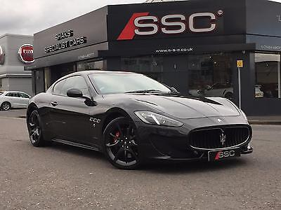 Maserati Granturismo 4.7 Sport MC 2dr WITH BOSE+CARBON PACK++