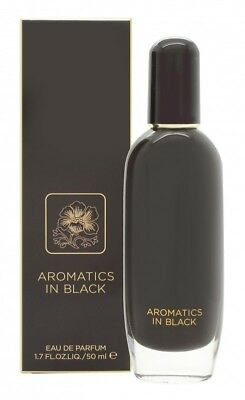 Clinique Aromatics In Black Eau De Parfum 50Ml Für Sie. Neu