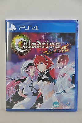 NEW PS4 Caladrius Blaze (Asian ENGLISH Version)