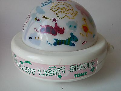 Tomy Lullaby Musical  Light Show