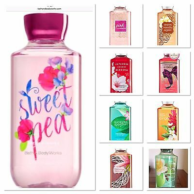 BATH & Body WORKS SHEA AND VITAMIN E SHOWER GEL  295ml 10FL OZ.