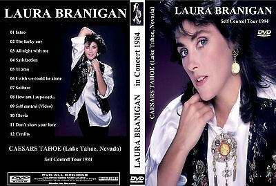 DVD Laura Branigan In Concert 1984 - Rare edition, very good quality!!