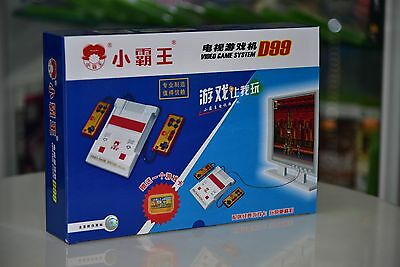 NEW Famicom Computer Console System + BONUS FC Cartridge (China Version)