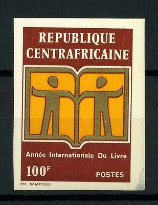 16-10-05595 - Central Africa 1972 Mi.  261 MNH 80% Imperf. International year of