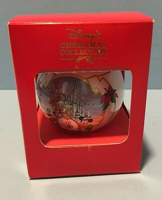 Disney's Christmas Collection 20 Magical Years Ornament Bulb