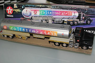 Texaco 1996 Olympic Games Toy Tanker