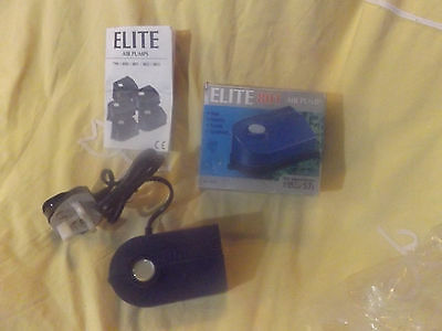 Elite 801 Air Pump
