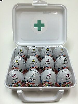 Sugar Pharmacy Pills - The happy people of the word - BOTIQUIN Huevos Kinder