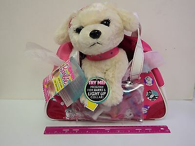 Barbie KISS & CARE 9 Piece Pet Doctor Kit - White Puppy - Ages 3 & up