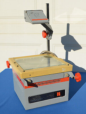 APOLLO A1-1000 Overhead Projector **WORKS**       #1191
