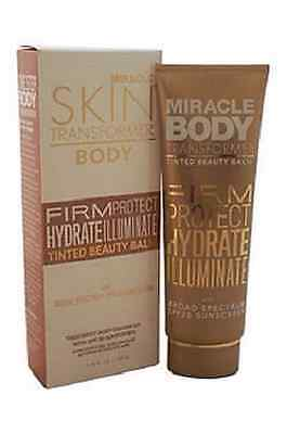 Miracle SKIN Transformer BODY Firm Protect Tinted Beauty Balm -BRONZE 3.38 oz