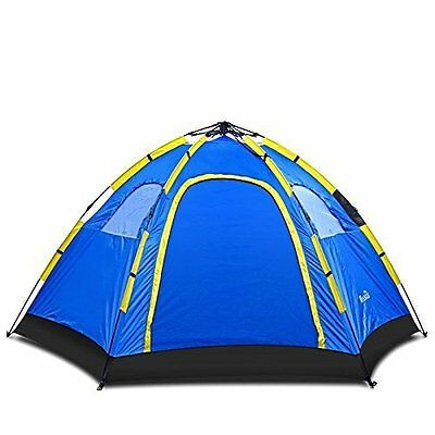 Wnnideo Instant Dome 4-6 Person Tent