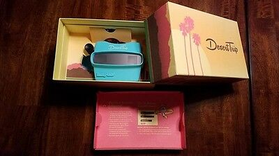 DESERT TRIP 2016 FESTIVAL BOX and BLUE VIEWMASTER NO TICKETS