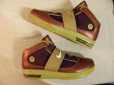 c724b174457 Nike Air Zoom LeBron Soldier 4 IV Christ the King CTK PE Sample James 11.5  RARE