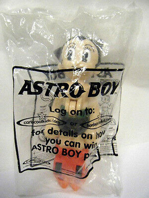 Astro Boy 2004 Hardees.  In Sealed Bag  5''