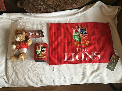 British Lions Rugby Tour of New Zealand 2005 Memorabilia