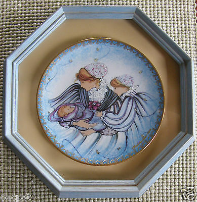 P. Buckley Moss THE NEWBORN Anna Perenna Limited 48 / 5000 Mothers Day Series #5