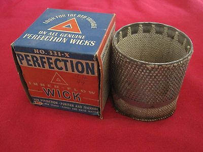Vintage Perfection Stove Chimney Wick Burner No.331-X~Ranges~Cook Stoves
