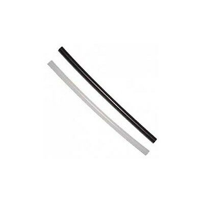 2x P-tex Ptex sticks rods candles Black & Clear, repair Ski Snowboard bases NEW