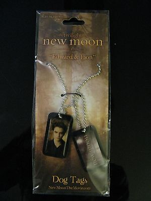 Collier Twilight New Moon / Robert Pattinson