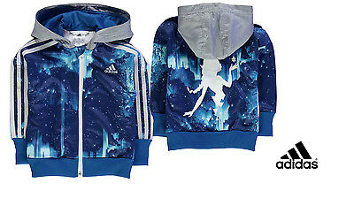 Girls Official Adidas Frozen Elsa Limited Edition Hoody Ages 2-6 Years
