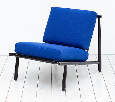 Domus 1 Lounge Chair by Alf Svensson for Dux Vintage Mid Century Retro
