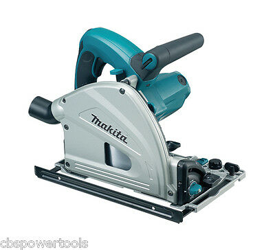 Makita SP6000J 165mm Plunge Saw and Guide Rail 110v **Brand New**