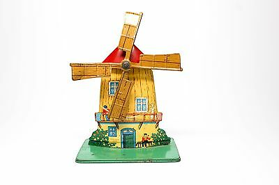 Scarce lithographed U.S. Zone Germany Windmill