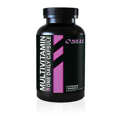 Multivitamin - 120 Gel - 7 Vitamines Et 12 Mineraux