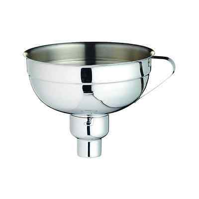 Kitchen Craft Home Made Stainless Steel Adjustable Jam Funnel