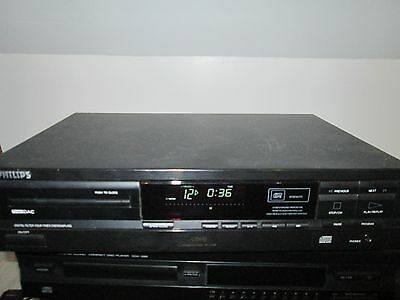 lecteur cd  philips   cd610