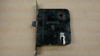 ^ Vintage Belleville Brass Door Lock Mechanism #2 lot A