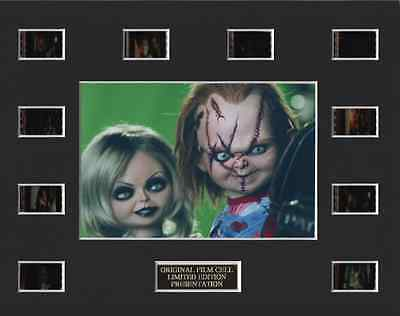 * Seed of Chucky 35mm Film Cell Display *