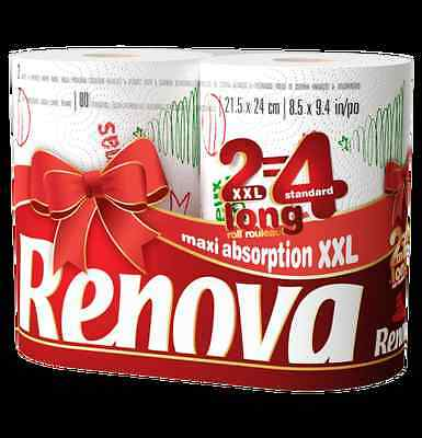 Renova SPECIAL CHRISTMAS Limited Edition Paper Towel