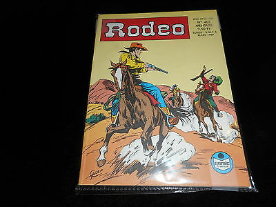 Rodeo 463 Editions Lug mars 1990
