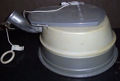 Vintage Electrolux Rug Washer Shampooer Turbotool Attachment Head Part