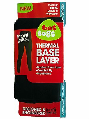 HOT TOGS Performance Thermal Base Layer FOR MEN.