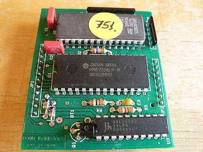 Icom Ramboard For Ic 751 751A By 1K2Rnd