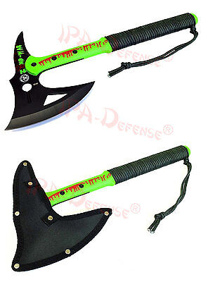 "Tactical Axt Zombie Tomahawk Karambit ""The Walking Dead"" Rettungsaxt Beil CS Go"