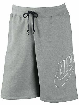 Nike Mens Fleece HBR EXPLODE Knee Length Jogging Gym Sports Shorts NEW Size S-XL