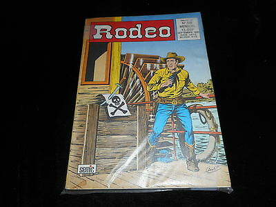 Rodeo 529 Editions Semic septembre 1995