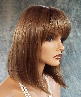 """""""tatum"""" Rene Of Paris Amore Mono Top Wig *color Marble Brown New In Box W/tags"""