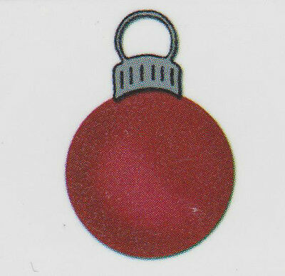 Bosskut Christmas Ornament/Baubles die - for use in most cutting systems