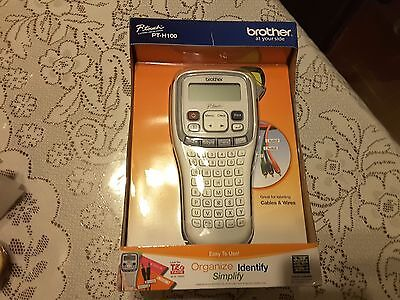 Brother P-Touch PT-H100 Label Thermal Printer (NEW)